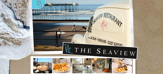 Saltburn Sea View Restaurant